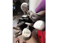 Full set men's golf clubs