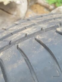 VW Mk4 Rims and Tyres for sale