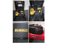 DEWALT DPN1664-XJ 25-65MM FINISH NAILER with Einhell compressor