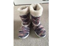 RJR debenhams slippers