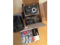New Praktica z250 black camera kit for sale  Southside, Edinburgh