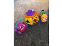 Fisher price Baby Toy bundle
