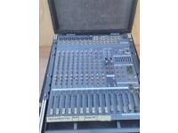 Yamaha EMX 5000-R Power Mixer with custom flight case included. £600 ono