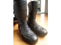 Frank Thomas waterproof bike boots - unused