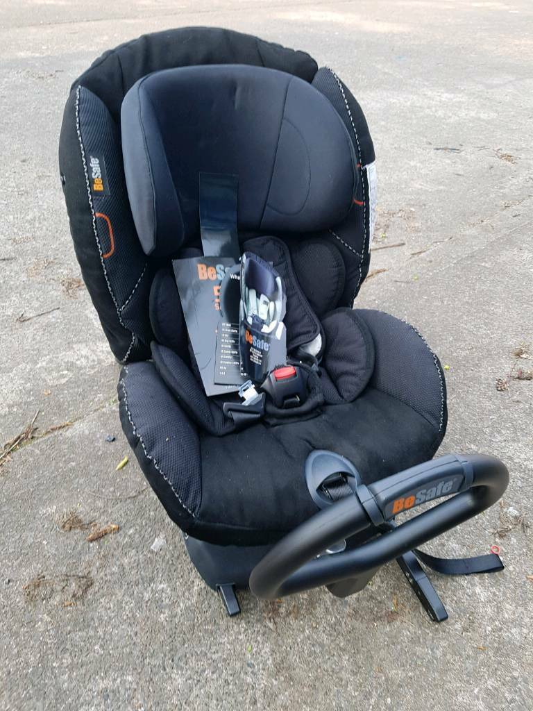 besafe izi kid x3 isofix car seat in newcastle tyne and. Black Bedroom Furniture Sets. Home Design Ideas