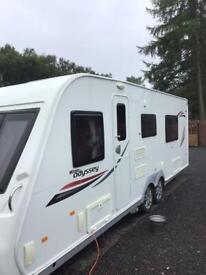 Elddis Odyssey caravan 2012