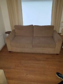 3 seater and 2 seater for sale £100