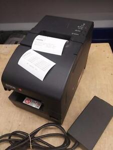 Epson TM-H2000 Dual Function Printer Thermal PoS Printer M255A USB Refurbished