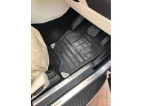 2011 Range Rover sport front and rear mats