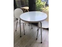 John Lewis children's table and chairs