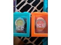 Ice watches