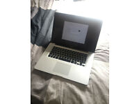 "MacBook Pro 2011 15"" 500GB Hard Drive 8GB RAM"