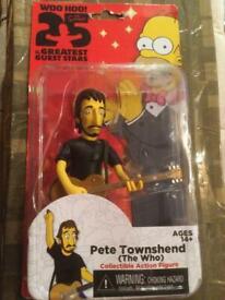 Simpsons woo hoo guest star pete townshend figure