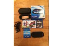 Sony PS Vita ** big bundle **