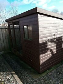 10ftx5ftxfull height dog kennel