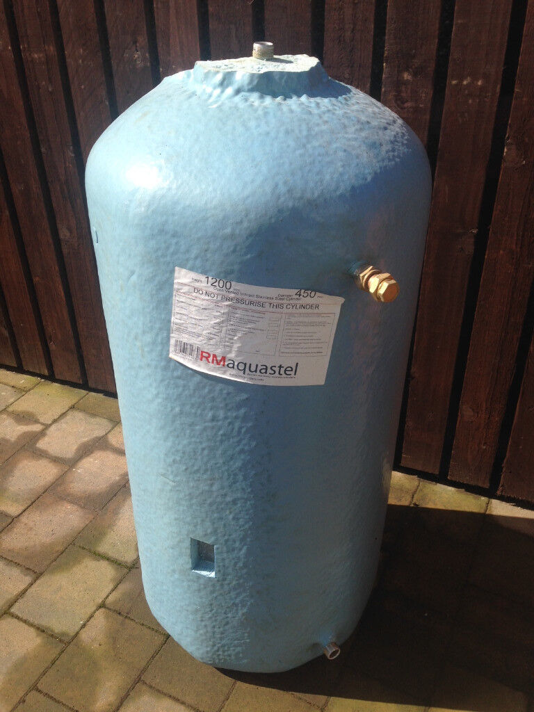 RM Indirect Hot Water Cylinder | in Bearsden, Glasgow | Gumtree