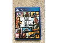 GTA 5 V PS4 PlayStation 4 Grand Theft Auto 5