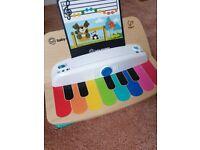 Einstein toy piano