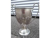silver cup , 1895 offered to winner of the Torquay Regatta