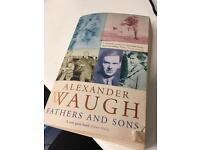 Alexander Waugh Fathers and Sond