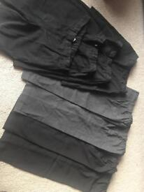 6 years schools trousers and shorts
