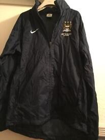 City shower jacket