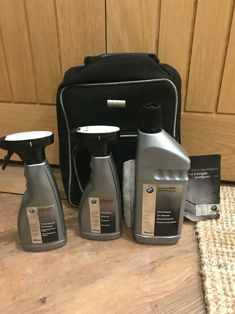 BMW Car Cleaning Kit