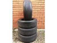 205 55 16 x4 budget tyre's