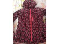 Waterproof jacket 10-12years