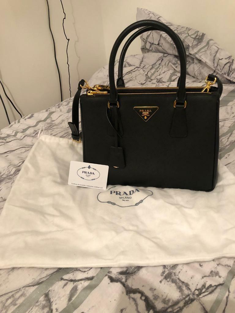 4a7877d3be0b Prada Galleria Small Saffiano Leather Bag | in Holbury, Hampshire ...