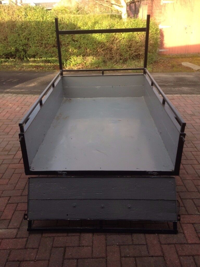 6 X 4 foot Trailer for sale.