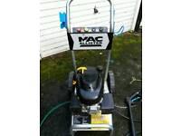 MACallister petrol high pressure cleaner