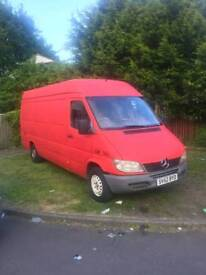 Mercedes sprinter long