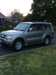 2004 Mitsubishi Pajero Diesel Wagon Somerset Waratah Area Preview
