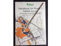JNCC Handbook for Phase 1 Habitat Survey ISBN: 978-0-86139-636-8