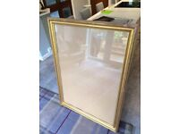 Wooden Gilt Picture Frame
