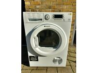 Hotpoint Condenser Dryer 9KG with Sensor Dry in White with FREE DELIVERY