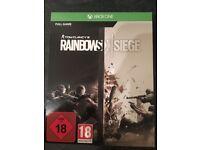 Tom Clancy rainbow siege