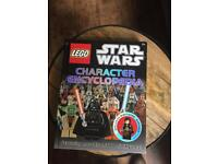 Lego stars Wars book