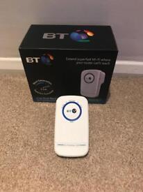 BT Dual-Band Wi-Fi Extender 1200