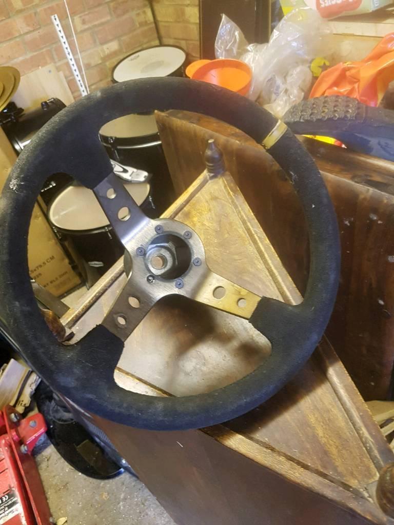 106 gti/saxo vts deep steering wheel and boss