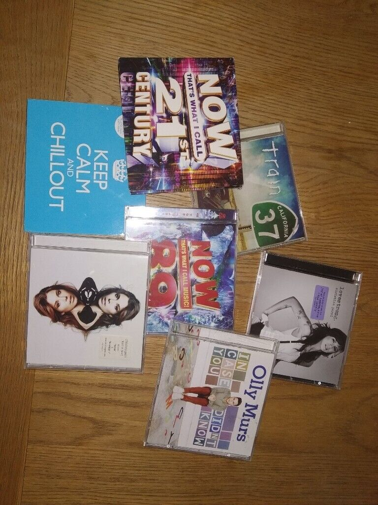 Mixed Used CDs/mix and match | in Twyford, Berkshire | Gumtree
