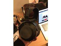 MrSpeakers Ether C 1.1 Audiophile Headphones + 2m DUM Cable (£1350 New!)