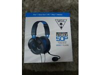 turtle beach headset brand new never opened
