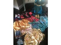 Fancy dress costumes and accessories age 4-6
