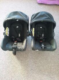 Baby car seats