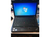 "lenovo thinkpad x230 core i5-3320m @ 2.60ghz (320gb,4gb) 12.5"" screen with cam 3rd generation"