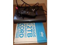 2 x SKY HD boxes and WIFI router for sale