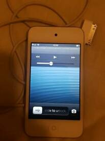 Ipod touch 4th gen 16gb white wifi