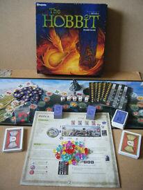 "JRR Tolkien ""THE HOBBIT"" board game. Imagination Games 2010. Complete."